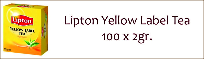 STIKERLipton100YellowLabelLV